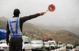 جریمه ۲۴ ساعته خودروهای غیربومی و جلوگیری از ادامه مسیر