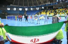 پیروزی پرگل ایران برابر میزبان جامجهانی فوتسال