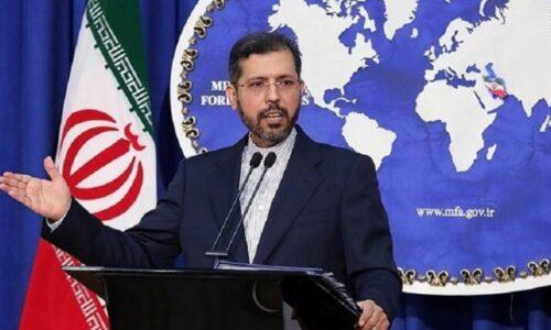 خطیبزاده:در مذاکرات مثبت هسته ای تعلل نمی کنیم/نگران پنجشیر هستیم