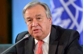 اعلام آمادگی سازمان ملل برای همکاری با دولت ایران