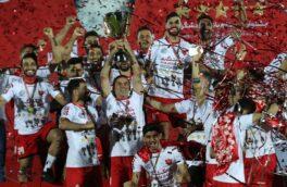 پایان فصل برای پرسپولیس؛ اعداد اعجابانگیزِ بهترین تیم فوتبال ایران