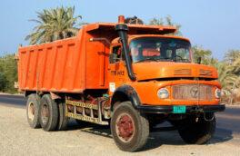 کامیونداران برای نوسازی و هزاران کامیون معطل در گمرک