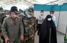 نیروی زمینی ارتش در اصفهان بیمارستان تنفسی احداث میکند