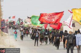 حضور بیش از ۱۱ هزار موکب در مراسم اربعین امسال