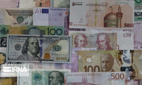 رشد قیمت دلار در برابر کاهش نرخ یورو در صرافیهای بانکی