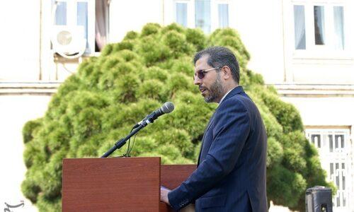 خطیبزاده: اظهارات منتسب به وزیر خارجه درباره مصوبه مجلس غیردقیق و اشتباه است