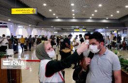 پایش سلامت ۶۰۷ هزار مسافر در مبادی مرزی کشور