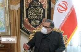 شمخانی بر اخراج سریع گروههای تروریستی از عراق تاکید کرد