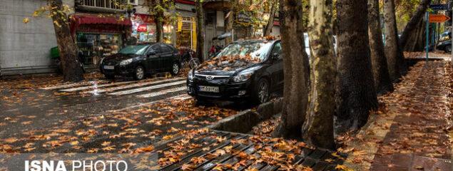 کاهش دمای تهران/ هوای پایتخت در محدوده قابل قبول