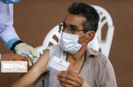 افراد ۴۲ سال به بالا برای واکسن ثبت نام کنند
