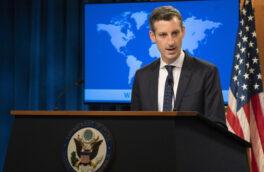 """واکنش وزارت خارجه آمریکا به سخنان امیرعبداللهیان؛ """"خیلی زود یعنی کی"""""""