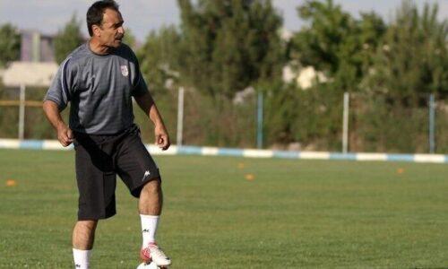 چراغپور: تیم ملی تا دیدار با عراق شرایط خطرناکی دارد