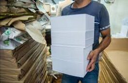 ظرفیت تولید کاغذ داخلی را بالا ببریم/غفلت ازعرضه دیجیتال و پرینتی