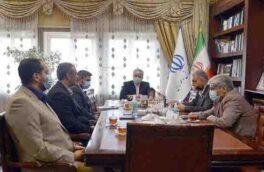 وزیر ورزش و جوانان در دیدار با دکتر سعدمحمدی مدیرعامل شرکت مس عنوان کرد اقدامات ارزشمند شرکت مس در حوزه ورزش