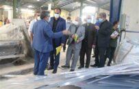 در سفر نماینده وزیر صنعت، معدن و تجارت و وزیر جهاد و کشاورزی به استان بوشهر به انجام رسید؛ بازدید از طرح های تأمین مالی شده از سوی بانک صنعت و معدن