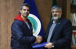 ثبت نام هادی ساعی در انتخابات تکواندو/ پولادگر هم آمد!