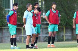 تیم ملی امید ۳۰ مهر به دوشنبه میرود/ مهدویکیا تیمش را برای المپیک بست