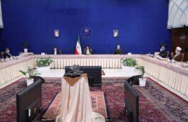 رئیس جمهور در ستاد ملی مقابله با کرونا: بازگشاییها با برنامهریزی و نظارت دقیق باشد